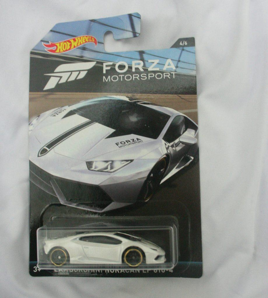 Forza motorsport Lamborghini hot wheels langka diecasnesia