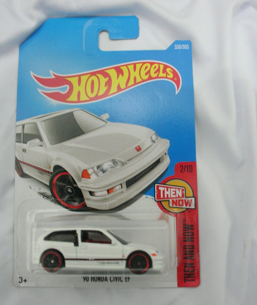 honda civic ef hot wheels langka diecasnesia