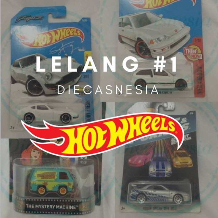 lelang hot wheels langka diecasnesia