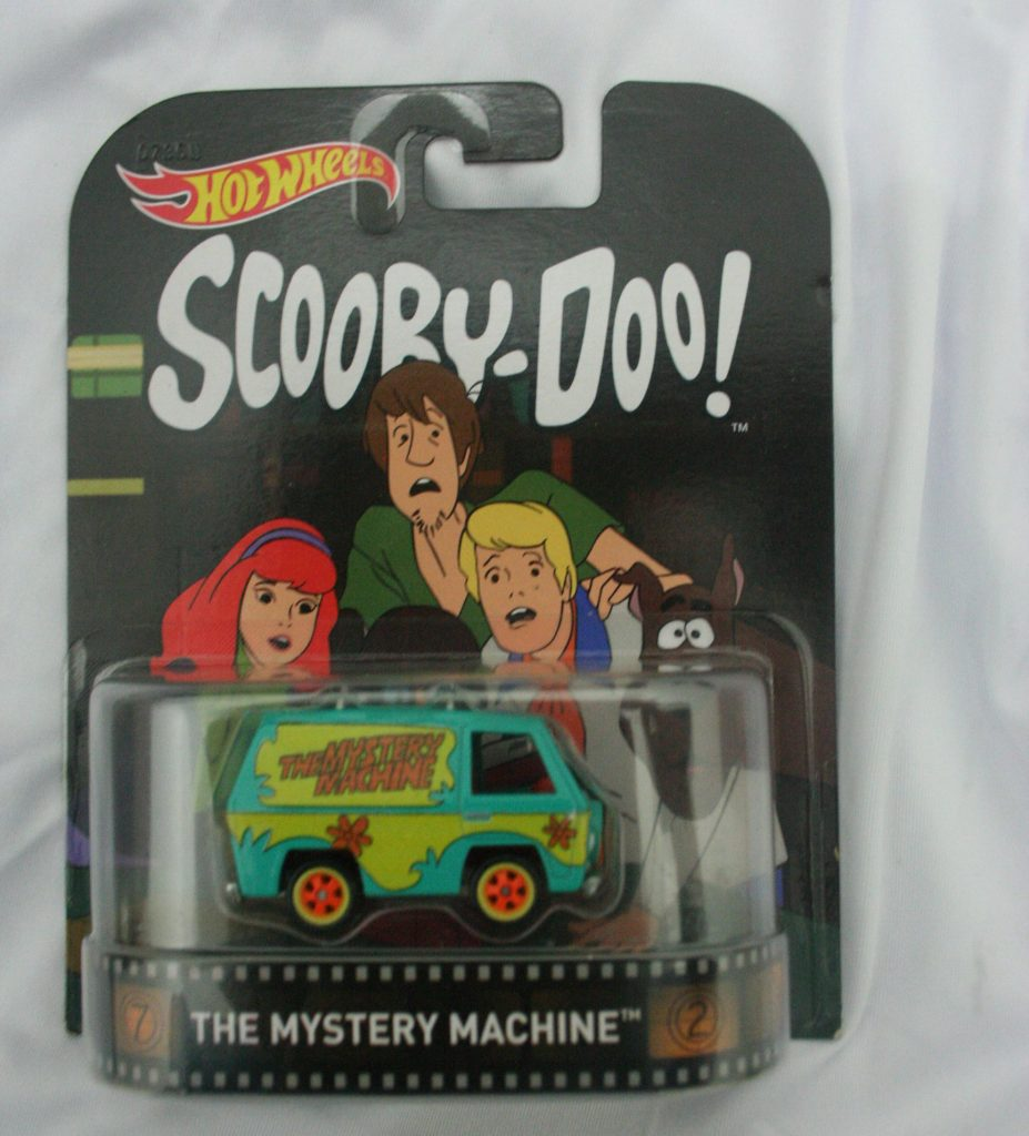 the mistery machine hot wheels langka diecasnesia