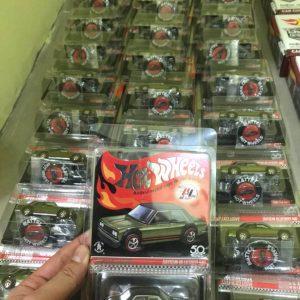 Hot Wheels Langka 2018 Red Line Club Datsun Bluebird 510