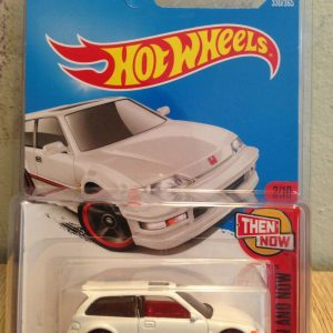 Hot Wheels Langka 90 Honda Civic EF Putih