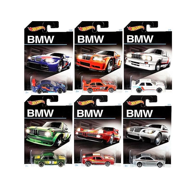 Hot Wheels Langka BMW Series