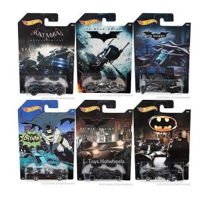 Hot Wheels Langka Batman Movie The Dark Knight Series