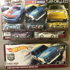 Hot Wheels Langka Car Culture Premium Boxed Set