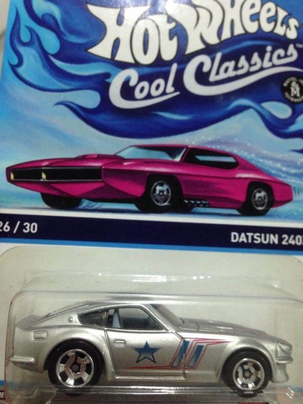 Hot Wheels Langka Cool Classic datsun 240z