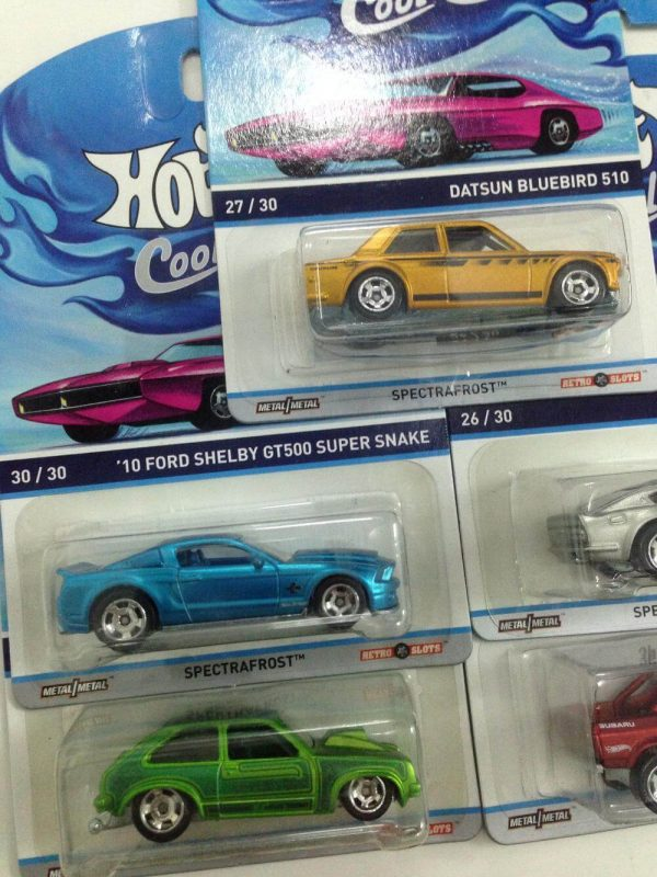 Hot Wheels Langka Cool Classics