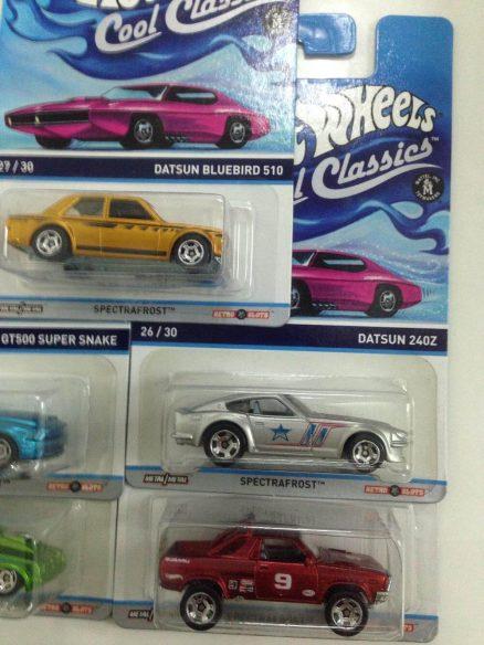 Hot Wheels Langka Cool Classics 2