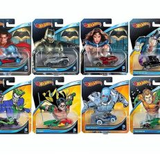 Hot Wheels Langka DC Comic Movie Series