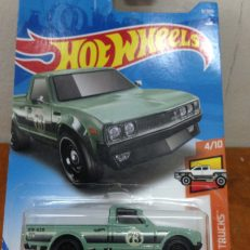 Hot Wheels Langka Datsun 620 Army