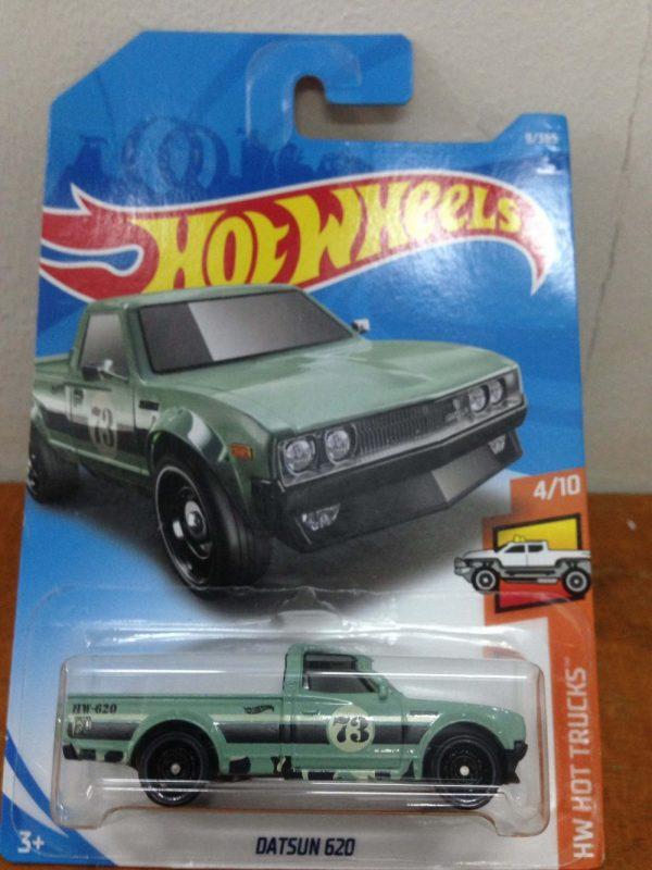 Hot Wheels Langka Datsun 620 Army