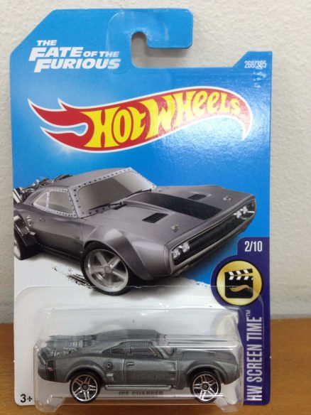 Hot Wheels Langka Fast Furious Ice Charger