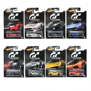 Hot Wheels Langka Gran Turismo Complete Series