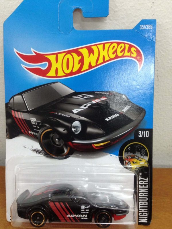 Hot Wheels Langka Nissan Fairlady Z Regular 2