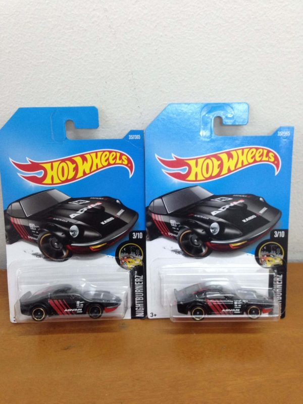 Hot Wheels Langka Nissan Fairlady Z Regular 3
