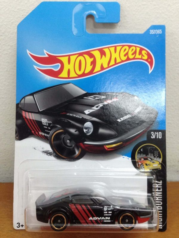 Hot Wheels Langka Nissan Fairlady Z Regular