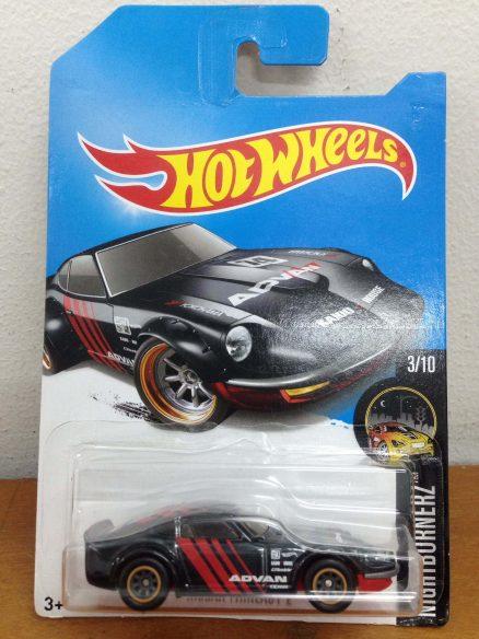 Hot Wheels Langka Nissan Fairlady Z Super Treasure Hunts