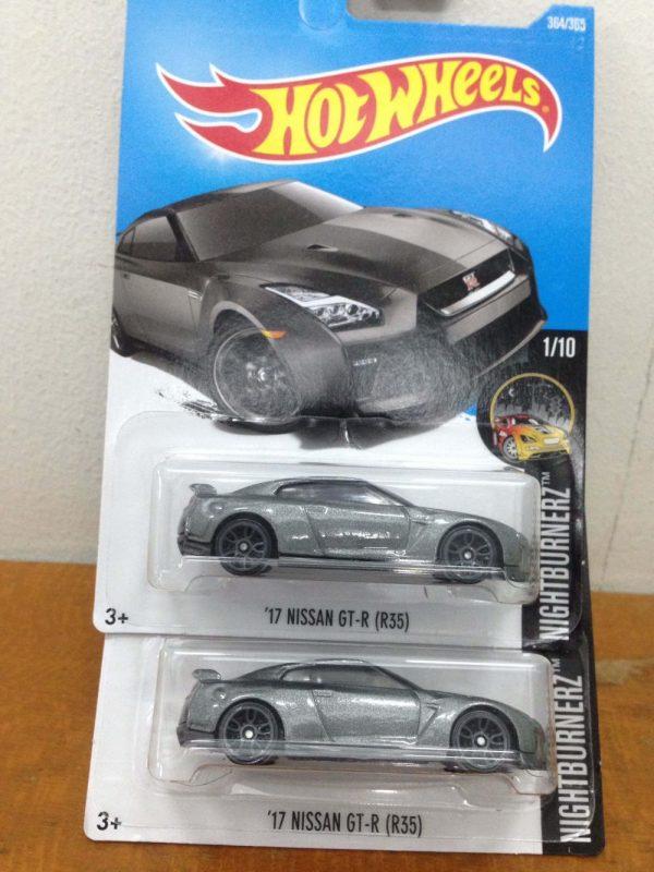 Hot Wheels Langka Nissan GT-R R35 Diecasnesia