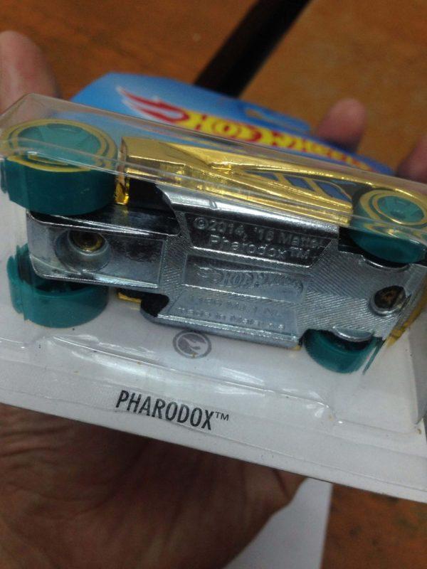 Hot Wheels Langka Pharadox Treasure Hunt Regular Diecasnesia