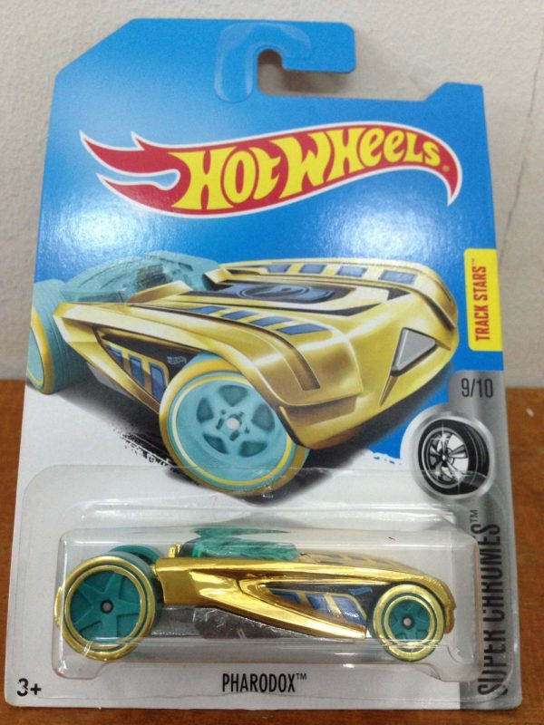Hot Wheels Langka Pharadox Treasure Hunt Regular