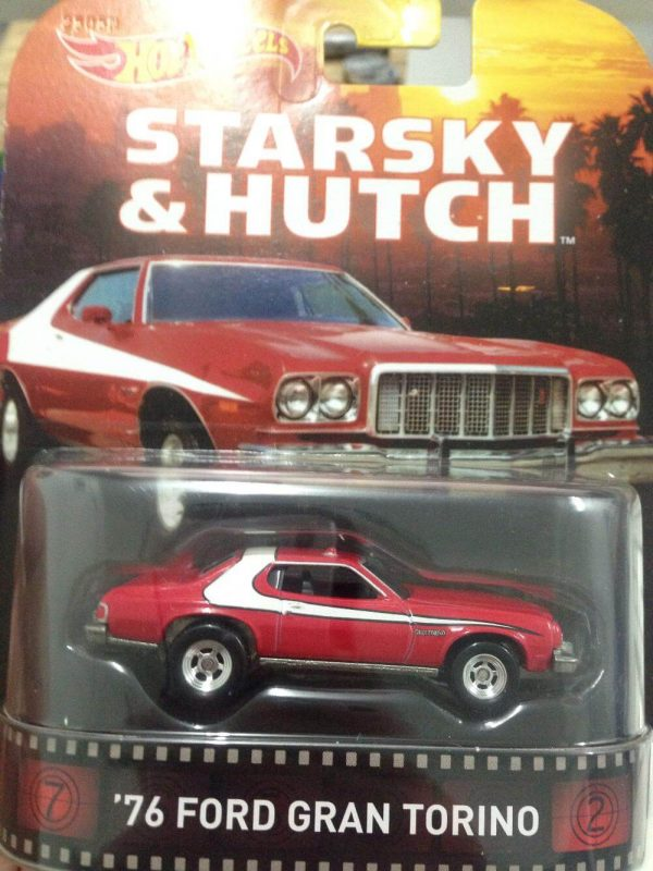 Hot Wheels Langka Retro Entertainment starsky and hutch