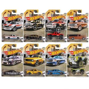 Hot Wheels Langka Truck Walmart Complete Series