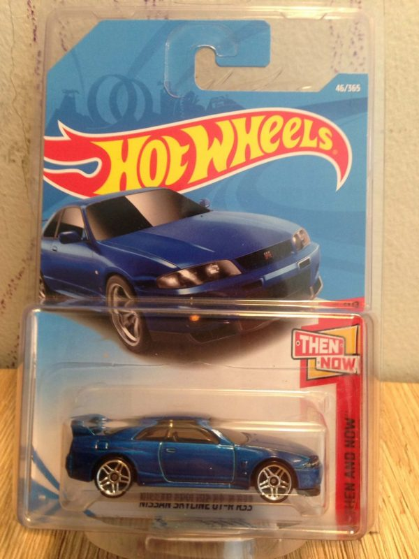 Hot Wheels Nissan Skyline GT-R R33