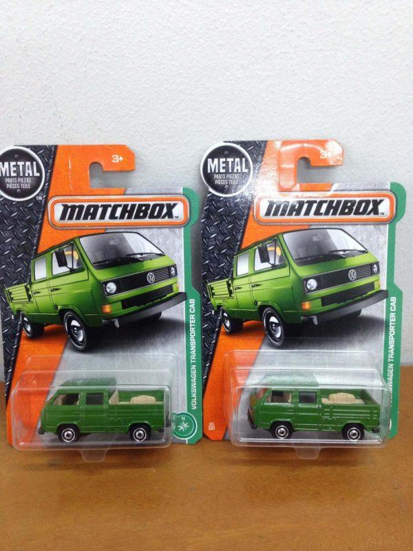 Matchbox Langka Volkswagen Transporter Cab