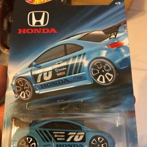 Mobil Hot Wheels Langka Honda Civic SI