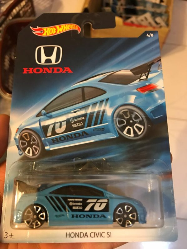 Mobil Hot Wheels Langka Honda Civic SI