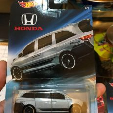 Mobil Hot Wheels Langka Honda Odyssey