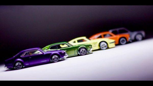 Pre-Order Hot Wheels Langka Japan Historics 2 Complete Set