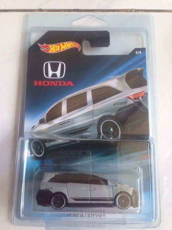 honda odyssey - mobil hot wheels honda series