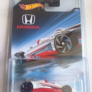 honda racer - mobil hot wheels honda series