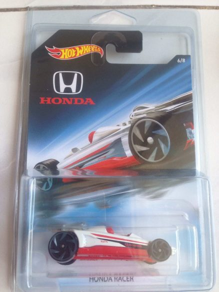 honda racer - mobil hot wheels honda series