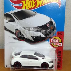 hot wheels 16 honda civic type r