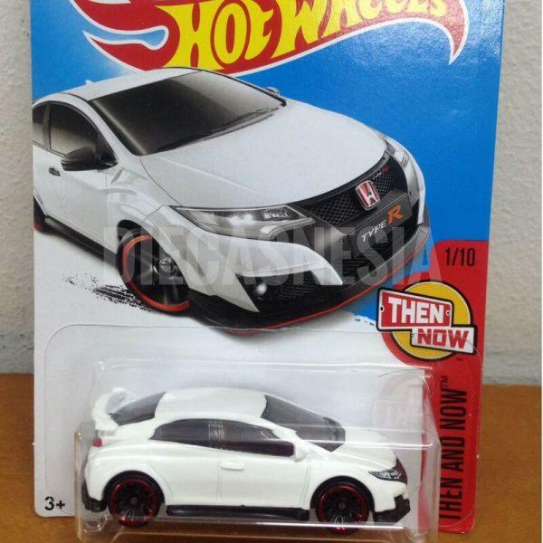 hot wheels 16 honda civic type r