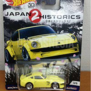 hot wheels japan historics 2 Nissan Fairlady