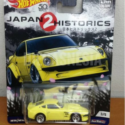 hot wheels japan historics 2 Nissan Fairlady