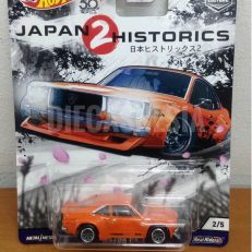 hot wheels japan historics 2 mazda rx-3