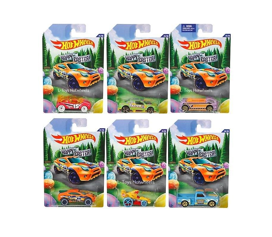 hot wheels langka happy easter series