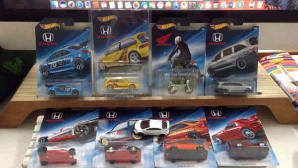 hot wheels langka - mobil hot wheels honda series