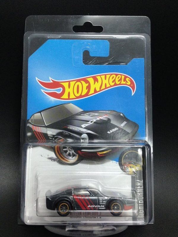 mobil hot wheels langka nissan fairlady z treasure hunt