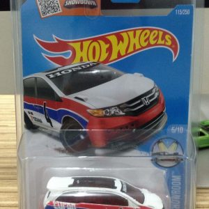 Mobil Hot Wheels Langka Honda Odyssey Putih