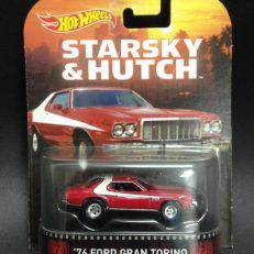 hot wheels langka starsky and hutch ford grand turino