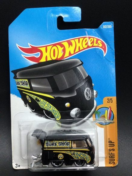 mobil hot wheels langka Kool Kombi