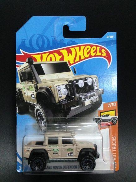 mobil hot wheels langka Land Rover Defender
