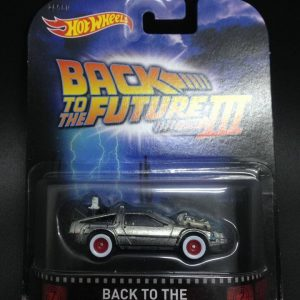 mobil hot wheels langka back to the future III