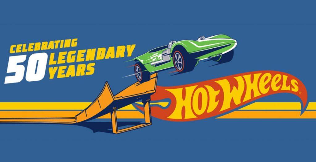 Hot Wheels langka 50th anniversary