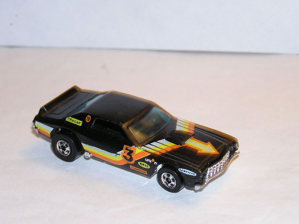 Hot Wheels langka Larry Wood